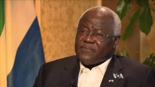 Impact of Ebola on Sierra Leone's Economy
