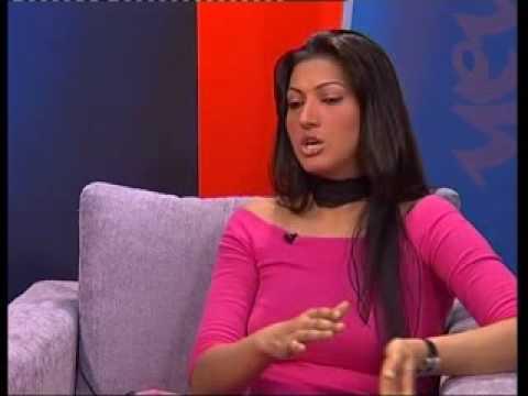 samiuddin ahmed with pakistani film actress sana!.. part 1