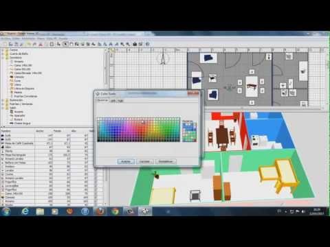 Cómo Utilizar Sweet Home 3D Tutorial