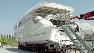 Video Launch of Amer 100 yacht with Volvo Penta IPS download in MP3, 3GP, MP4, WEBM, AVI, FLV January 2017