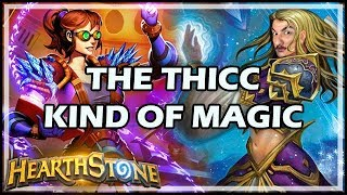 THE THICC KIND OF MAGIC - Boomsday / Constructed / Hearthstone