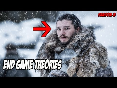 End Game EXPLAINED! Game Of Thrones (Season 8 Theories)