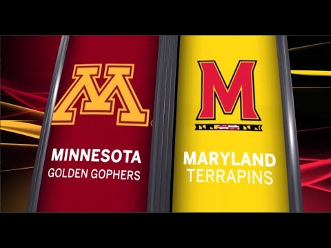 Minnesota at Maryland: Week 4 Preview | Big Ten Football (видео)