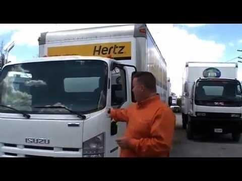 GPS to GO Isuzu Cab Over 3 Sec GPS install www.gpstogo.ca 1-888-GPS-8480