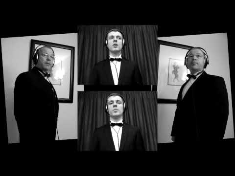 Comedian Harmonists cover: In einem kühlen Grunde - multitrack collaboration cover (with subtitles)