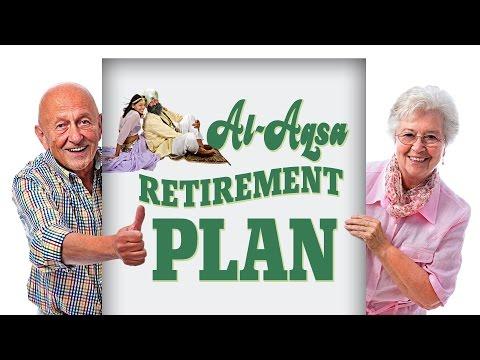 Video: Funny People's Cube Video:  Al-Aqsa Retirement Planners (AARP)