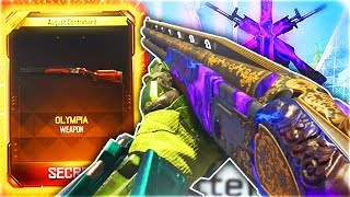 NEW OLYMPIA DLC WEAPON DARK MATTER REACTION! (BLACK OPS 3 NEW DLC WEAPONS)