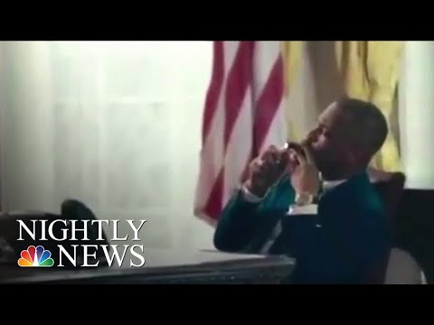 Rapper T.I. Releases Controversial Video Featuring Melania Trump Lookalike | NBC Nightly News