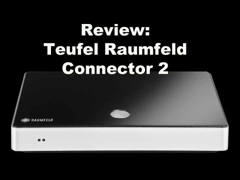 Teufel Raumfeld Connector 2 networked audio player