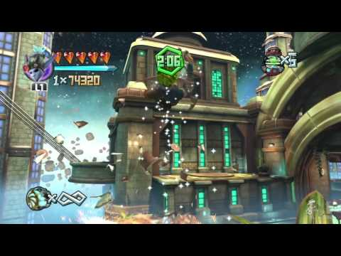 Playstation Move Heroes: Jak  Challenge Walkthrough [HD]