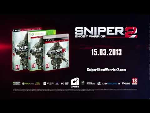 Sniper : Ghost Warrior 2 - Trailer de lancement