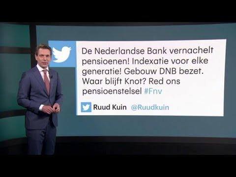 Red onze pensioenen? Ja graag, FNV! - RTL Z NIEUWS