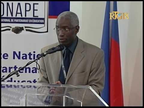 Ministère de l' Éducation Nationale / Atelier d'évaluation du système éducatif en Haïti