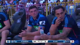 Stormers v Blues Rd.5 2018 Super Rugby video highlights