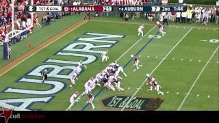 CJ Mosley vs Auburn (2013)