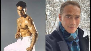 Mark Dacascos transformation from 5 to 54 years old