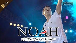 NOAH TERBARU | Ada Apa Denganmu | Apache Feel The BLACKGOLD Concert - CIREBON 14 Oktober 2017