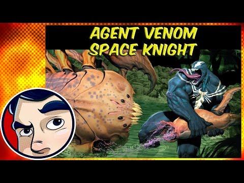 Agent Venom IN SPAAACE! \