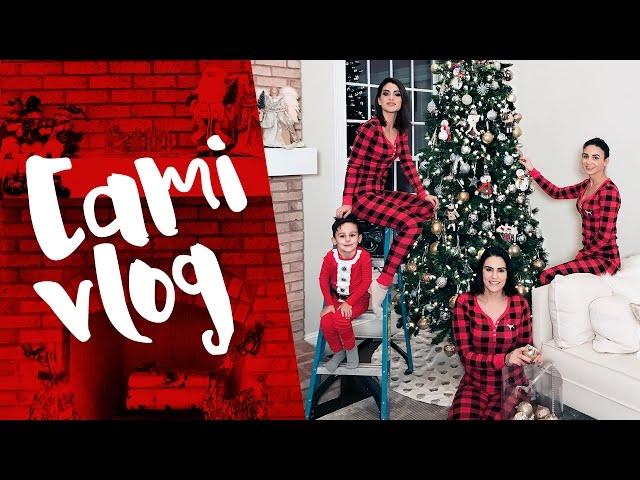 Montando a árvore de Natal em casa! - Super Vaidosa