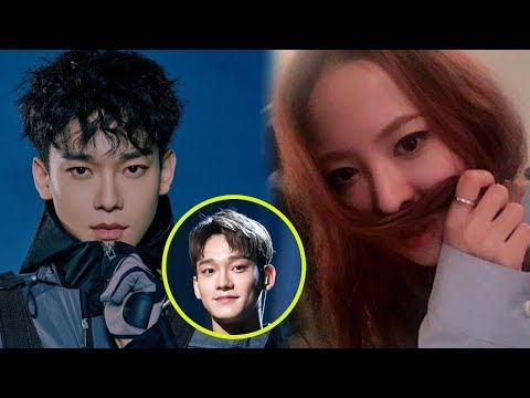 Exo's Chen (Kim Jong Dae) Family Video With Wife and Girlfriend