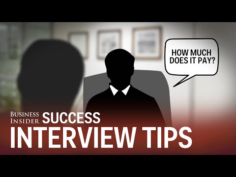 8 things you should never say in a job interview