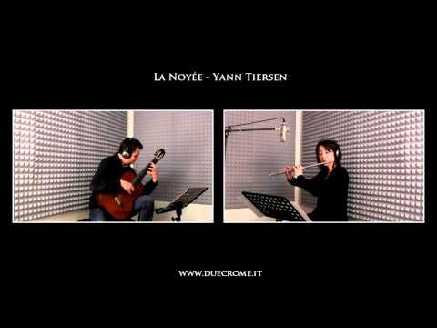 Amélie soundtrack - La Noyée - Guitar&Flute