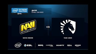 Na'Vi vs Liquid, game 1