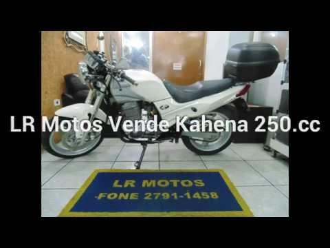 LR Motos - Vende Kahena 250 cc