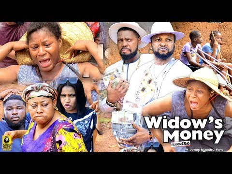 WIDOW'S MONEY SEASON 5 {new movie} - DESTINY ETIKO|2020 MOVIE|LATEST NIGERIAN NOLLYWOOD MOVIE