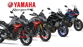 4. All New Yamaha Sport Touring Debuts at Intermot 2018 | Yamaha Sport Touring Model Year 2019