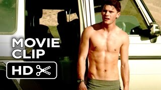 Beyond the Reach Movie CLIP - Truck (2015) - Michael Douglas, Jeremy Irvine Thriller HD