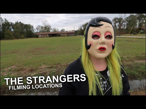 The Strangers (2008) Filming Locations and Behind-The-Scenes