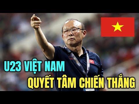 HLV Park Hang Seo sẽ chơi tất tay để đánh bại U23 Thái Lan và U23 Indonesia trên sân Mỹ Đình - Thời lượng: 14 phút.