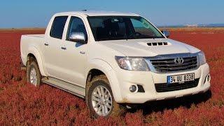 Test - Toyota Hilux 4x4