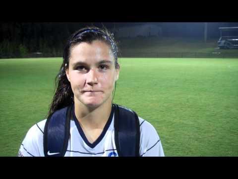 Bobcat Sports Postgame - Ashley Veilleux, Soccer 9/20/11