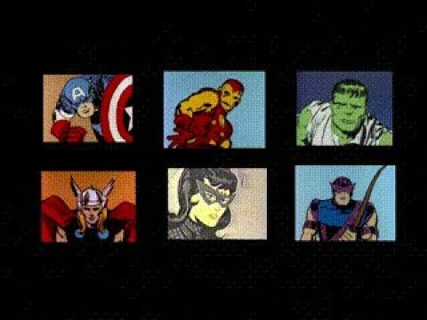 Lost Avengers Cartoon From The 1960s? (No, it's another Kirby Collision!)