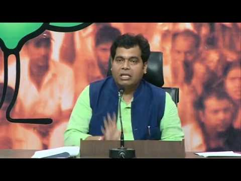 Akhilesh government wants to push the Uttar Pradesh in fire of communalism: Pt. Shrikant Sharma