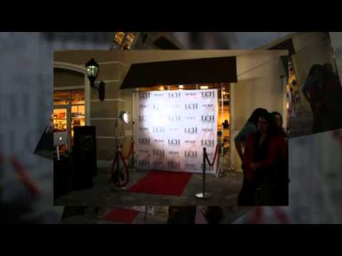 Red Carpets, Papparazzi & Step & Repeat by Ovation Event Rentals