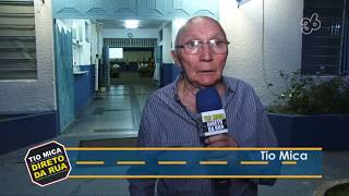 TIO MICA DIRETO DA RUA | QUIZ FOA 50 ANOS