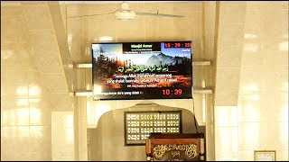 Video Mosque Digital Clock MP3, 3GP, MP4, WEBM, AVI, FLV November 2018