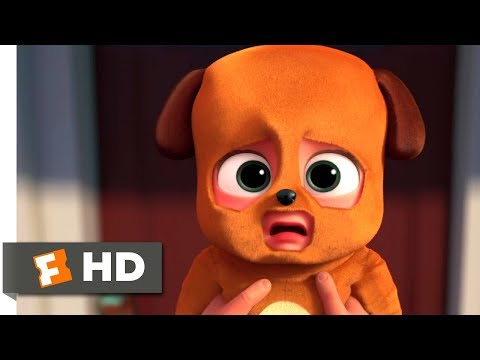 The Boss Baby (2017) - Puppy Pants Scene (6/10) | Movieclips