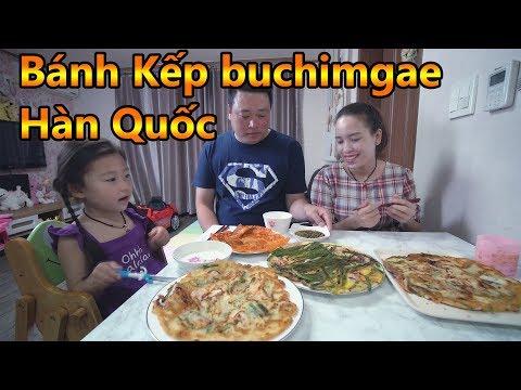 Vlog 182 Món Ăn Ngày Mưa Của Người Hàn Quốc [Cuộc Sống Hàn Quốc] - Thời lượng: 11:34.