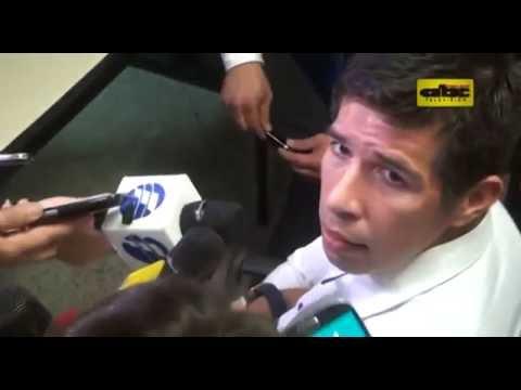 """""""Topo"""" Cáceres pide disculpas"""