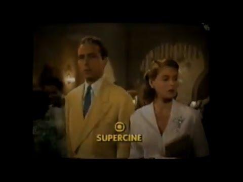 (Trecho) Casablanca [Colorizado] - Supercine 19/11/1988
