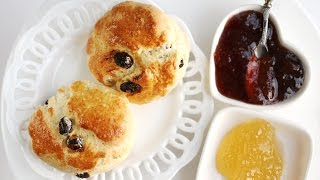 Basic Scones - Easy British Scone Recipe