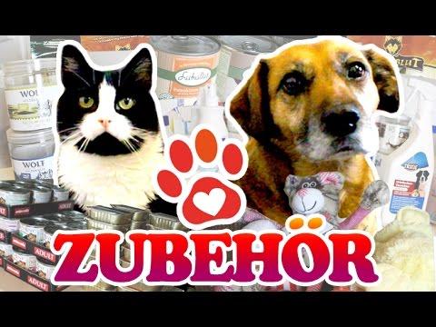 Katzen und Hunde Zubehör ♥ Futter und Spielzeug Update ♥ Haustierzubehör