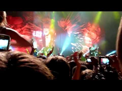 Roxette - How Do You Do ! & Dangerous @ Luna Park - 2011 (видео)