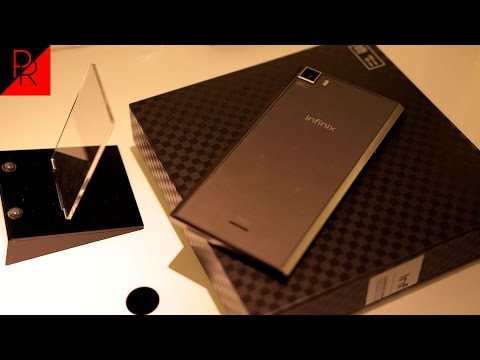 Hands-On Infinix Zero 3 - Indonesia