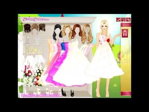 Glam Bride Dress Up Games