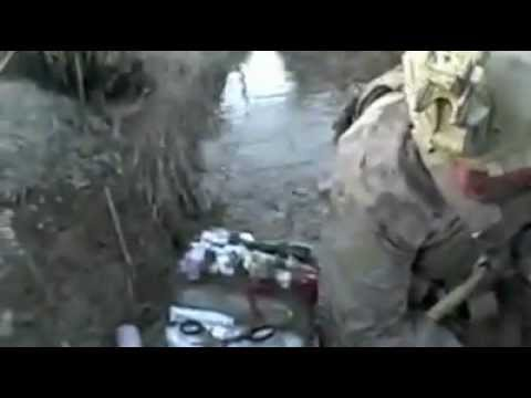 Raw Combat Footage United State Marines Wounded in Afghanistan